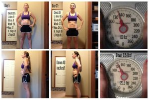 21 Day Fix Results 2
