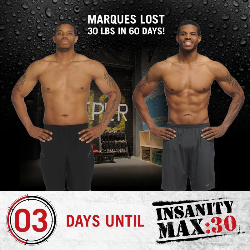 Insanity Max:30 | Running Through Chaos