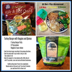 21 Day Fix Food