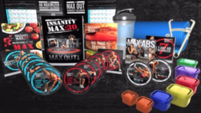 Insanity Max 30 Running Through Chaos