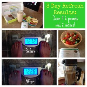 Refresh Results