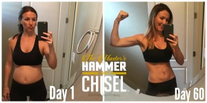 Hammer and Chisel Results 1