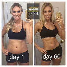 Hammer and Chisel Results 2